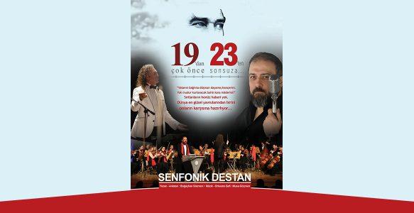Metinlerarası / Göstergelerarası Bir Senfonik Anlatı: 19'Dan Çok Önce 23'Ten Sonsuza
